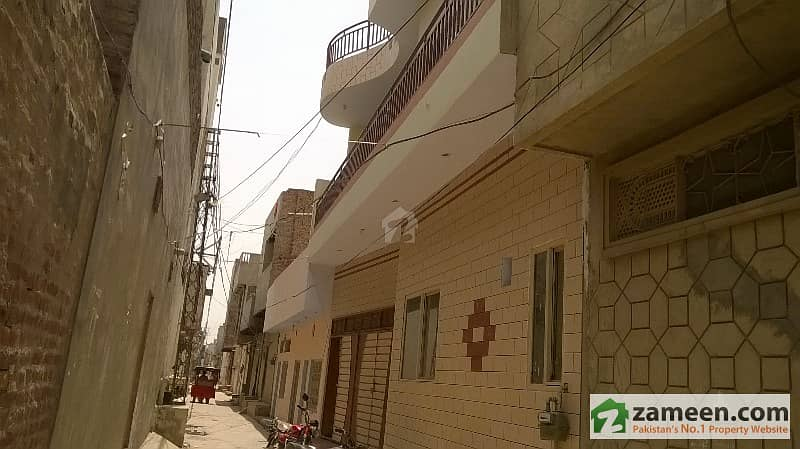 5 Marla Double Story House For Rent In Jahaz Ground Sahiwal