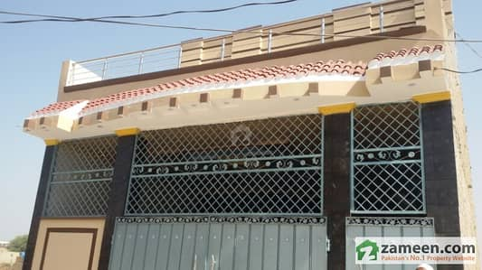 8 Marla Double Storey House For Sale In Akbar Colony Near Satellite Town