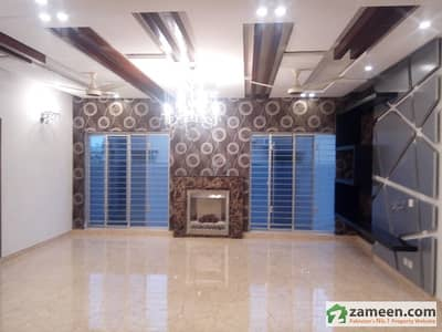 1 Kanal Brand New Luxury House At Entrance Very Prime Location