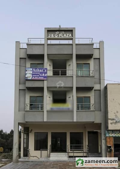 2nd Floor Commercial Apartment For Sale