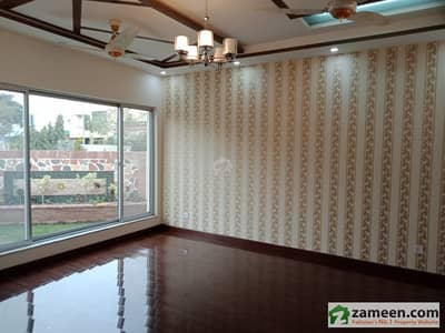 Kanal Brand New Artistic Dream Bungalow For Sale