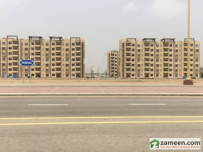 Bahria Full Paid West Open Apartment Available For Sale