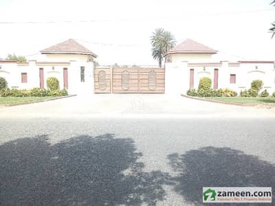 Road Facing Front House 63 Marla 110 Feet Wide Front Road Residential 5000 Sq-ft Rent 200000