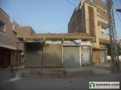 Old Constructed Corner House Is Available For Sale