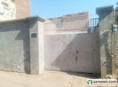 9 Marla House For Sale In Qaiserabaad Main Khanewal Road Chowk Kumharan Wala Multan