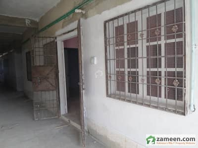 4th Floor Flat Is Available For Sale