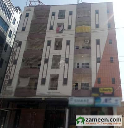 Luxury1st Floor Corner Flat Is Available For Sale
