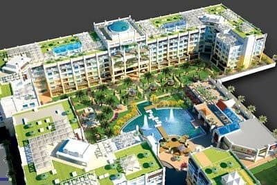 Block 2 - 4th Floor Central Courtyard View Apartments For Sale