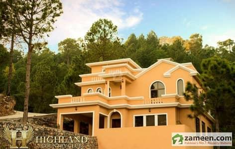 هائی لینڈ ریسورٹ پیر سوہاوا اسلام آباد میں 1 کمرے کا 3 مرلہ فلیٹ 56 لاکھ میں برائے فروخت۔