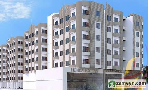 Flat For Sale In Rabia Enclave