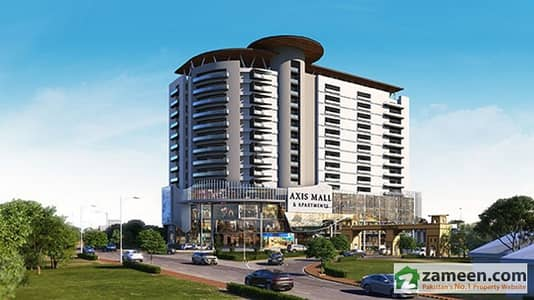 Kiosk Area For Sale In Axis Mall  Apartments