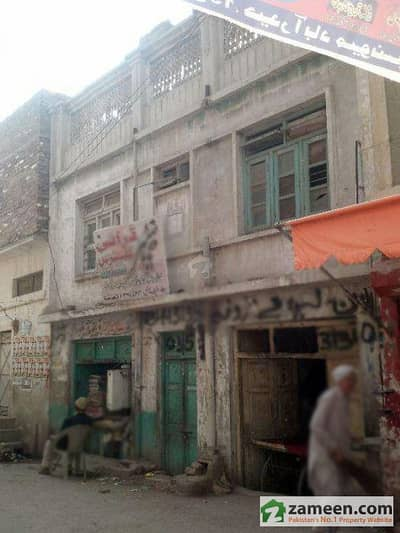 House Is Available For Sale With 3 Shops