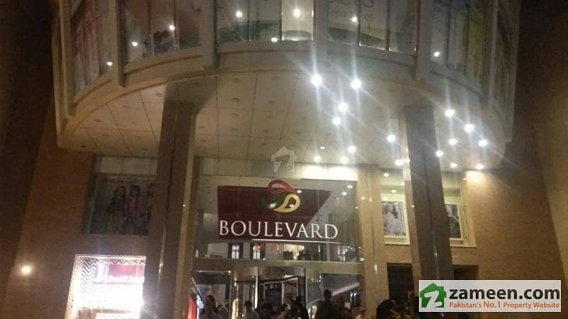 Shop For Sale At Boulevard Shopping Mall