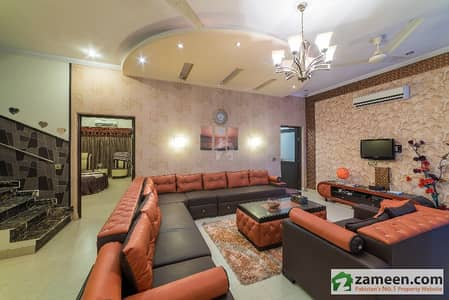 10 Marla Fully Furnished Bungalows Slightly Used At Lowest Price
