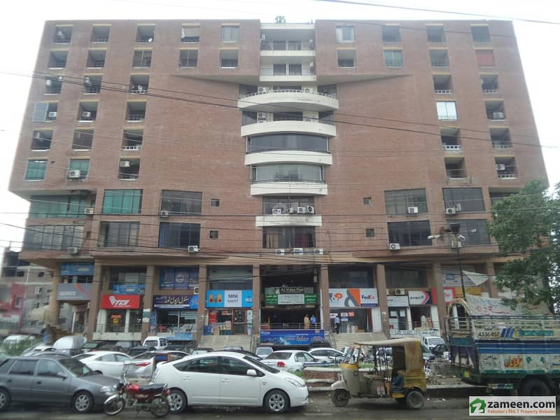Flat For Sale In Central Plaza