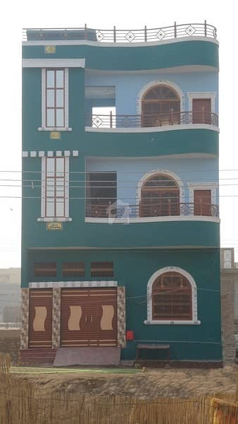 Double Storey Bungalow Is Available For Sale