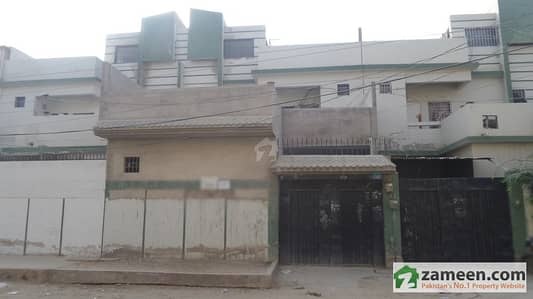 Double Storey Corner Bungalow Is Available For Sale