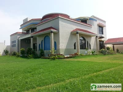 2 Kanal Farm House For Sale In Rs 2 Crore 50 Lac - Exchang Good Loction Property