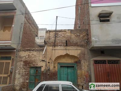 Old Commercial House Is Available For Sale