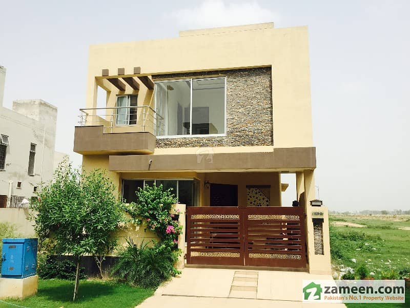 Front Elevation 5 Marla House Front Design In Pakistan