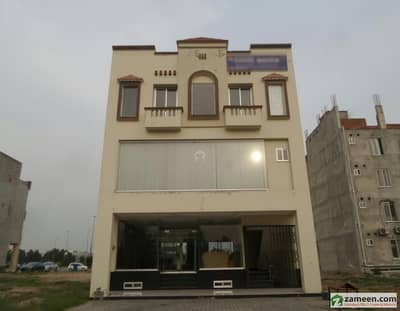 Corner Plaza Is Available For Sale Near To Grand Jamia Mosque