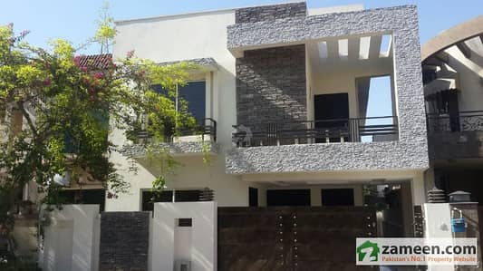 Brand New Double Unit 10 Marla House For Sale In Bahria Town Phase 4