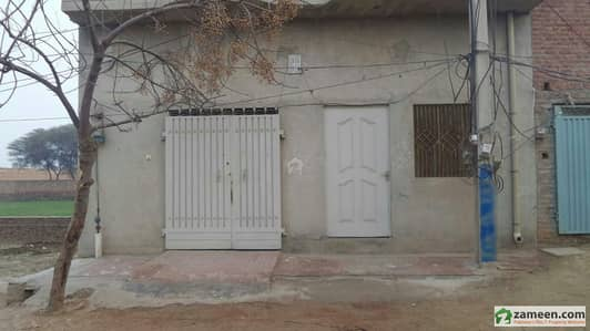 Double Storey House For Sale At Imran Town, Deepalpur Road, Okara