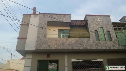 Double Storey Corner House For Sale At Super Azeem Market Okara