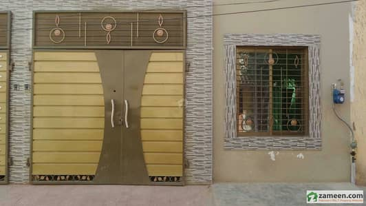 Double Story Brand New Beautiful Furnished House For Sale At Faisal Park Okara