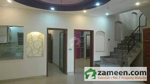 5 Marla Double Storey Brand New House For Rent
