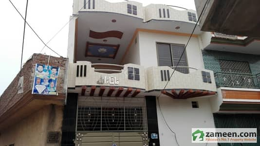 4 Marla House For Sale In F Block Zafar Colony