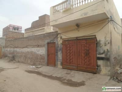 10 Marla Old Building House For Sale