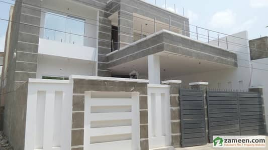 13. 5 Marla Double Story House For Sale