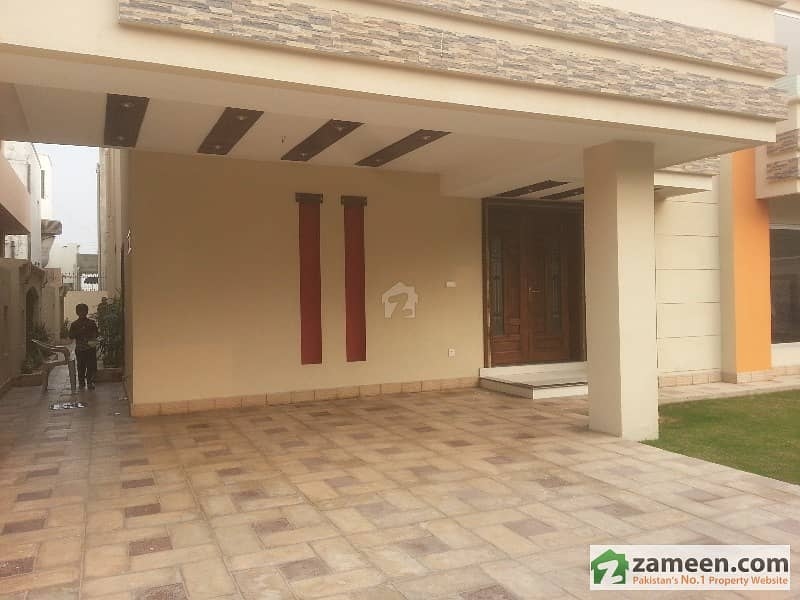 Brand New - 1 Kanal House For Sale In Wapda Town