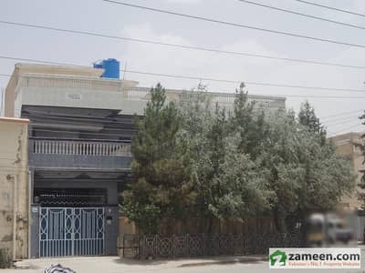 Well Furnished Corner House For Sale At Shahbaz Town