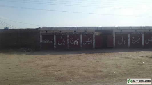 Marriage Hall Available For Rent At Akbar Road Okara
