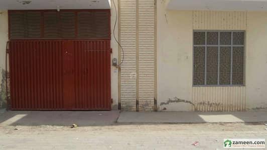 Single Story House For Sale At Umer Din Town Okara