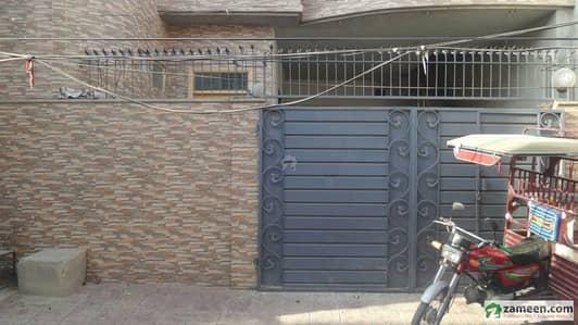Single Storey House For Sale At Mian Colony Okara