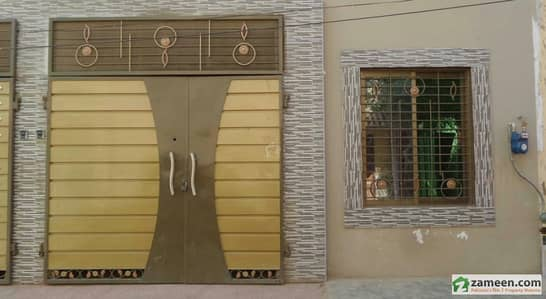 Double Storey Brand New Beautiful Furnished House For Sale At Faisal Park Okara