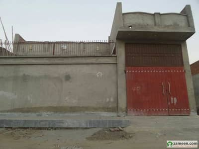 Single Story Brand New Beautiful House For Sale At Makkah Madni Town, Okara