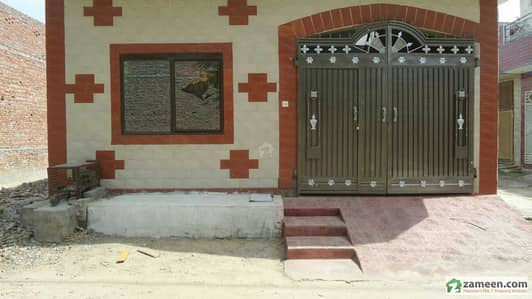 Single Story Beautiful Furnished Corner House For Sale at Makkah Madni Town, Okara