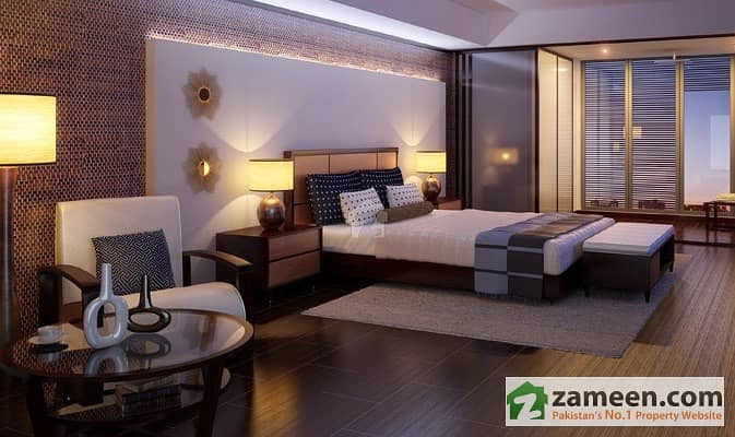 The Centaurus Apartment For On Reasonable Price 10 Marla 2 Beds