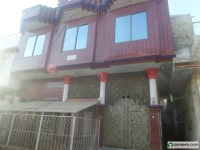 4 Bedrooms 3. 5 Marla House For Sale