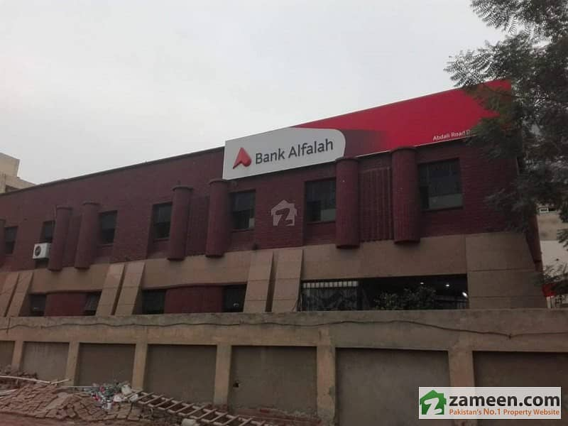 Commercial Plot Is Available For Sale Abdali Road Multan