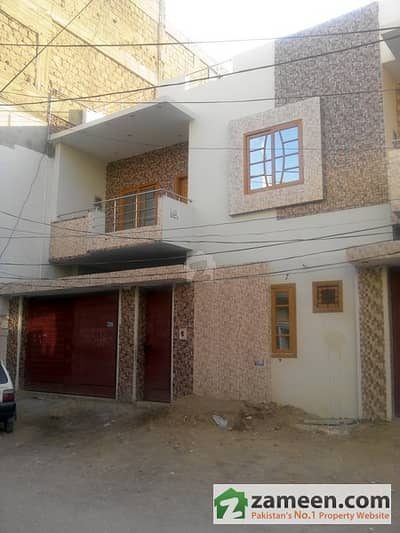 Two Storey Bungalow House Design: Double Storey Bungalow Is Available For Sale Sindhi Muslim
