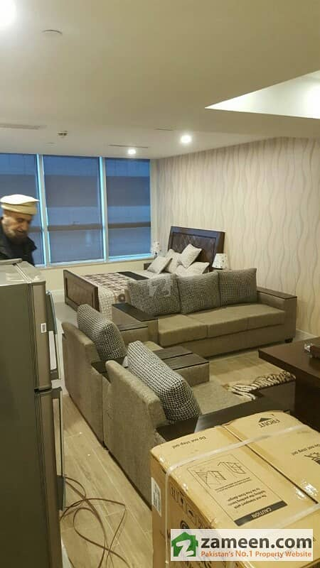 Furnished Studio Apartment For In Centaurus Mall Abad