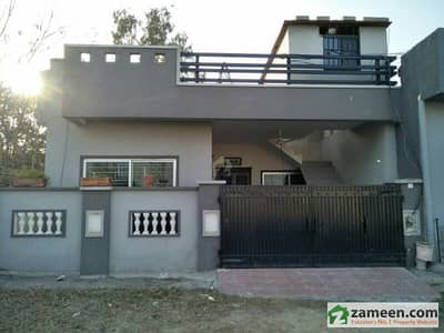 6 Marla Single Story Just 1 Year Use House For Sale
