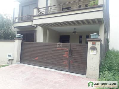 10 Marla Corner House Available In Police Foundation Near Bahria Town Islamabad