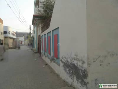 Double Story Beautiful Furnished Corner Banglow For Sale At Ilyas Park, Okara
