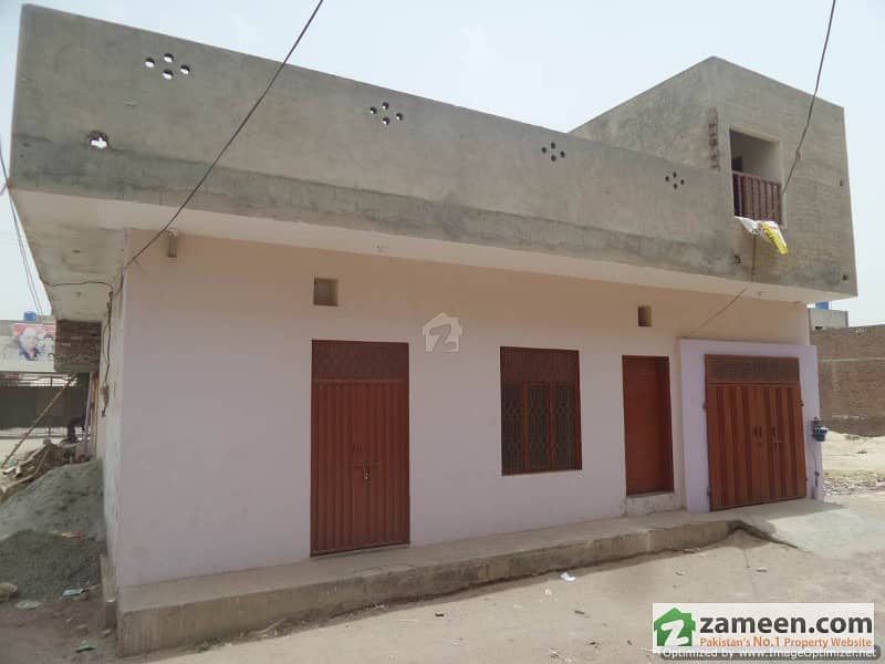 Double Stoery House Is Available For Rent